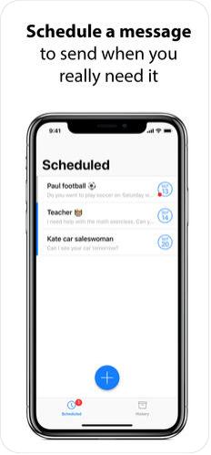 333 2 - تطبيق Complement for whatsapp لجدولة رسائل الواتساب وتذكيرك قبل إرسالها