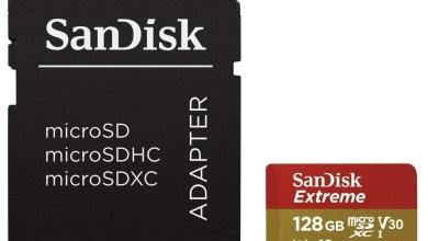 Photo of خصم كبير على أسرع ذاكرة خارجية من نوع SanDisk يمكنك شراءها لجوالك