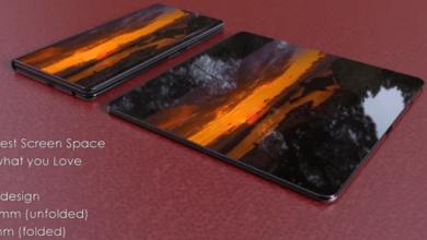 Huawei foldable phone specs 1170x610 - تسريب فيديو يكشف عن تصميم جوال هواوي ميت X القابل للطي، وموعد الكشف عنه
