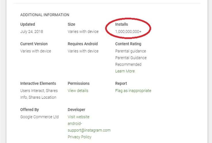 Screenshot 18 - 6 نصائح تكشف لك التطبيقات الوهمية والتي تجلب الضرر على المستخدم
