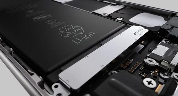 iPhone 7 iPhone 7 Plus Battery Graphic - نقلة كبرى في عالم الأجهزة الإلكترونية.. شركة صينية تبدأ في إنتاج بطاريات بمزايا فريدة