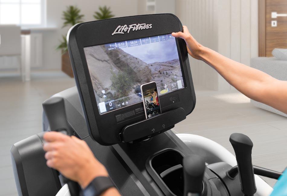 LFConnect2 - تطبيق Workout: Gym tracker & planner يعطيك تمارين رياضية لتمارسها في الجيم