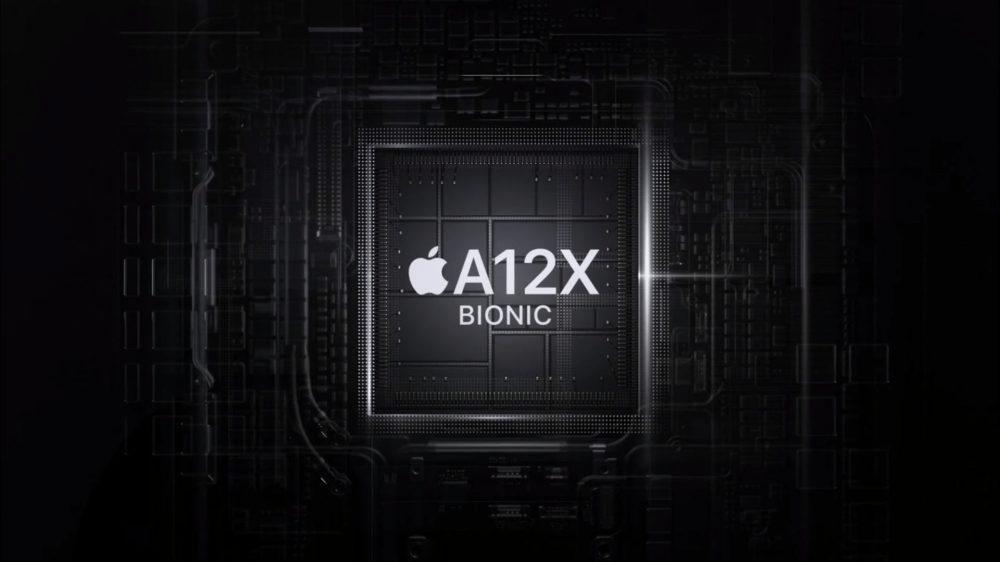 apple a12x bionic - شركة ابل تعمل على رقاقة معالج Bionic جديدة بمعمارية 5 نانومتر لايفونات 2020
