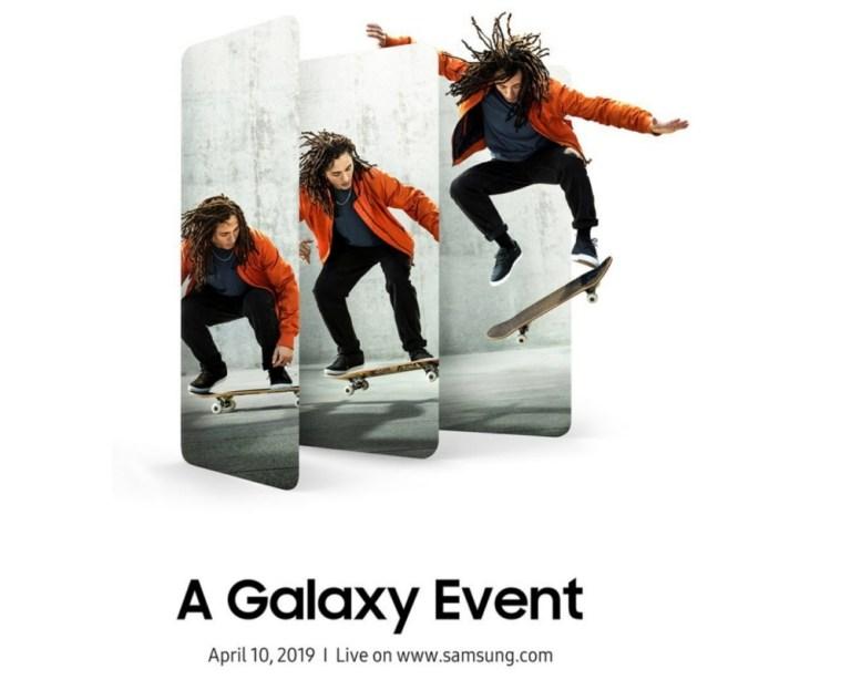 A Galaxy Event 2019 1H Official Invitation main F - سامسونج تكشف عن الموعد الرسمي للكشف عن سلسلة جوالات جالكسي A