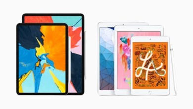 New iPad air and iPad mini with Apple Pencil 03182019 - آبل تكشف رسمياً عن آيباد ميني 7.9 انش وآيباد اير 10.5 انش بمزايا عديدة