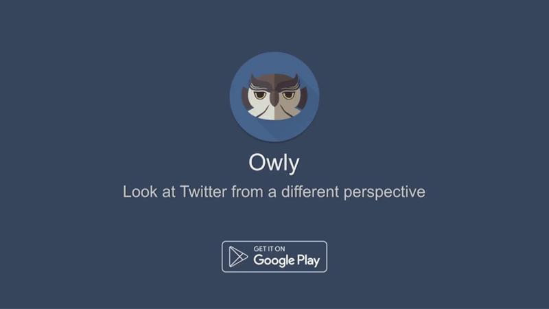 Owly for Twitter for android - تطبيق Owly for Twitter لتصفح تويتر بمتعة أكبر بتصميم بسيط وجميل