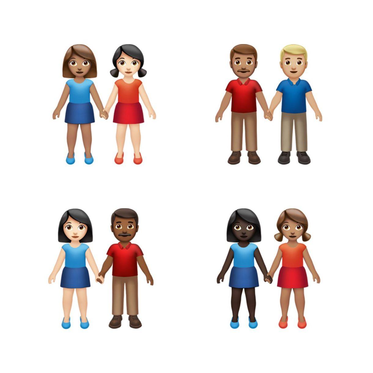 1 - شركة آبل تكشف عن عشرات الرموز التعبيرية الجديدة القادمة إلى iOS وmacOS هذا الخريف
