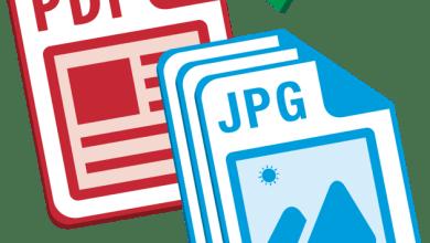 Photo of تطبيق PDF to PNG JPG converter يحول ملفات الـ PDF إلى صور بنفس جودتها في الملف