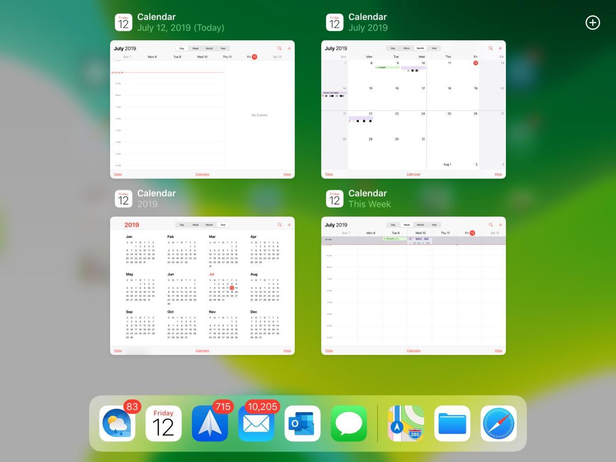 3 1 - بالصور.. تعرف على كيفية فتح نوافذ متعددة من نفس التطبيق في نظام iPadOS