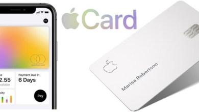 Photo of شركة آبل تؤكد إطلاقها لـ بطاقة آبل الائتمانية The Apple Card في هذا الموعد