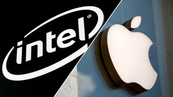 intel apple - في صفقة تقدر بمليار دولار! آبل تستحوذ على غالبية قطاع المودم في شركة انتل