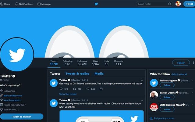 unnamed - إضافات جديدة بجوجل كروم وموزيلا فايرفوكس وأوبرا لإرجاع الشكل القديم لتويتر