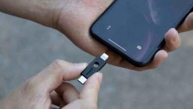Photo of الآن يمكنكم استخدام مفتاح أمان YubiKey 5Ci المادي في جوالات آيفون لزيادة الأمان