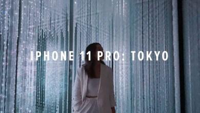 صورة مخرج سنيمائي يضع كاميرا ايفون 11 برو تحت الاختبار بمقطع 4K سنيمائي في طوكيو