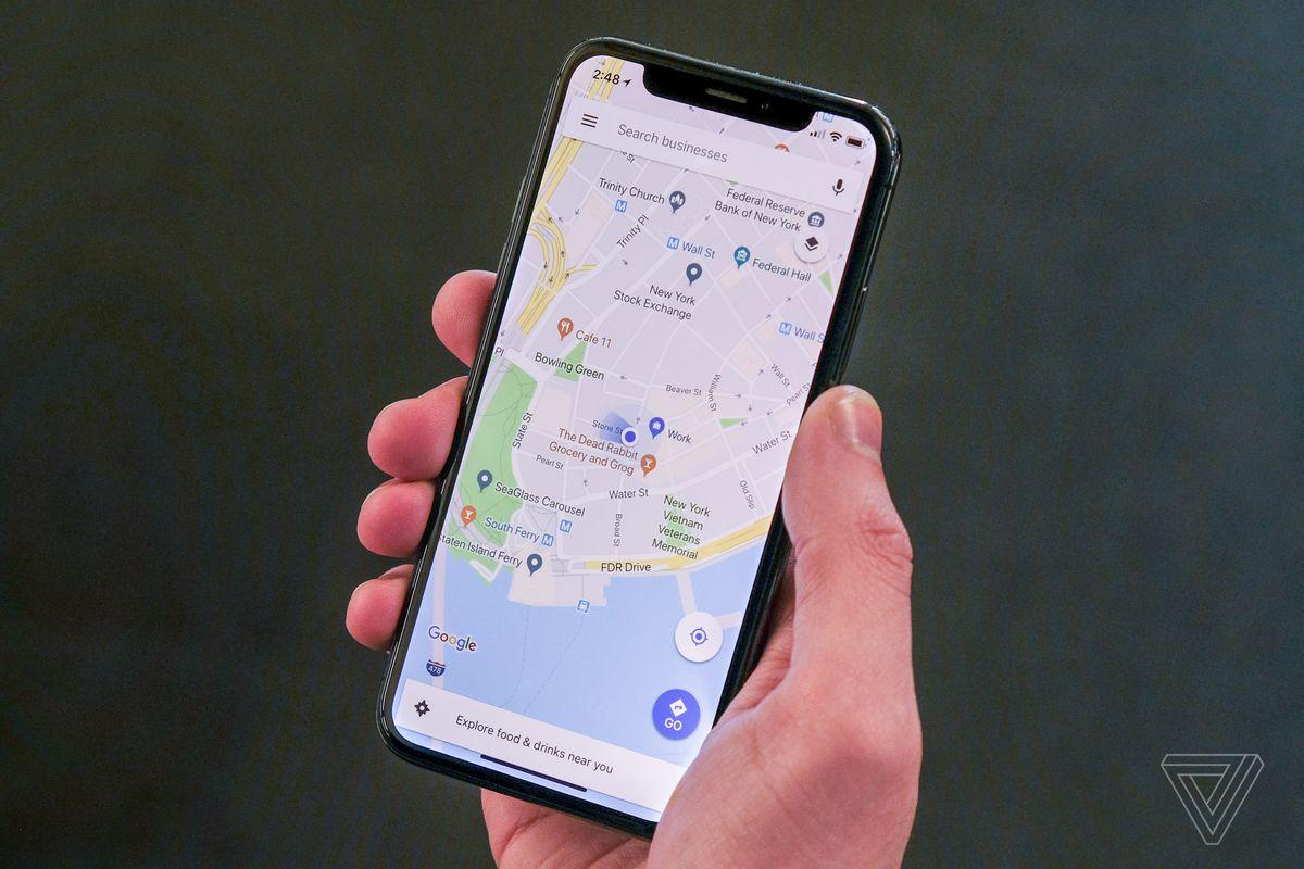 DSCF2501.0 - ميزة الإبلاغ عن الحوادث على الطريق قادمة إلى خرائط جوجل