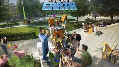 صورة إطلاق لعبة Minecraft Earth لجوالات أندرويد وآيفون في هذا الموعد