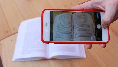 Photo of تطبيق Text Scanner لإستخراج النصوص العربية والأجنبية من الصور