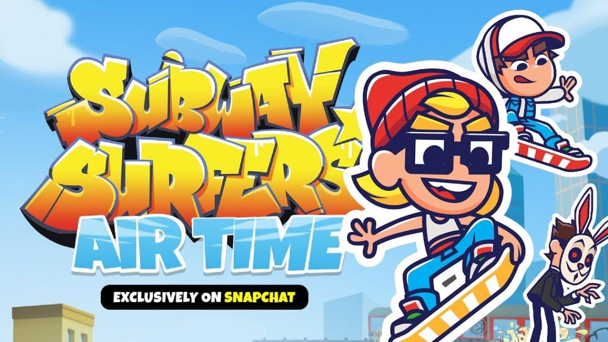 maxresdefault - لعبة Subway Surfers الشهيرة قادمة لسنابشات مع مود تعدد اللاعبين