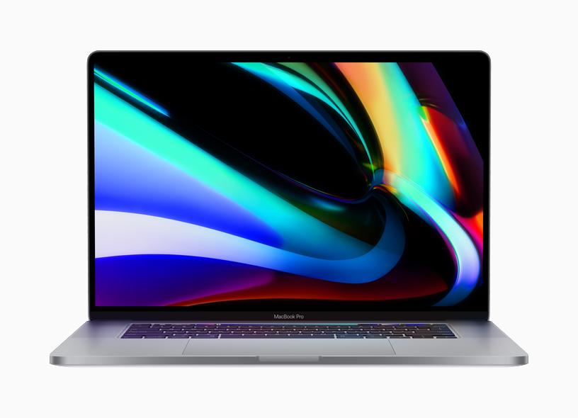 Apple 16 inch MacBook Pro 111319 big.jpg.large  - آبل تكشف رسميا عن MacBook Pro الجديد ليكون أقوى نوت بوك في السوق