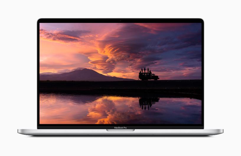Apple 16 inch MacBook Pro Retina Display 111319 big.jpg.large  - آبل تكشف رسميا عن MacBook Pro الجديد ليكون أقوى نوت بوك في السوق
