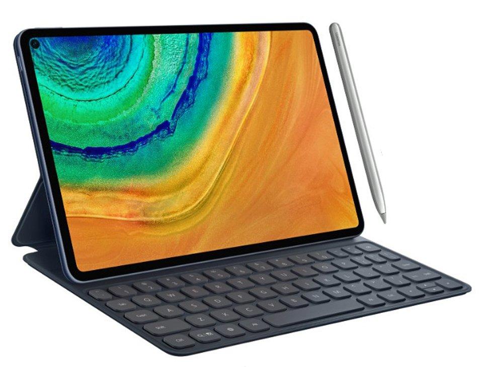 matepad - هواوي تخطط لإطلاق نسختين من التابلت MatePad الذي سيكون أول من يدعم 5G