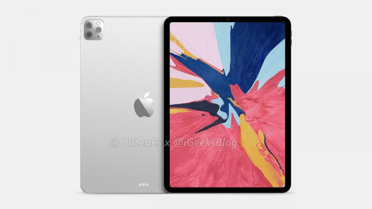 2 2020 iPad 1536x864 1 - صور.. تصميمات تخيُّلية لما ستبدو عليها أجهزة آيباد 2020