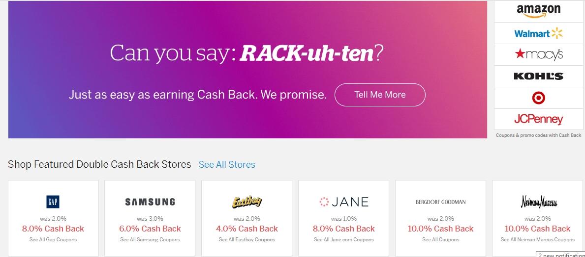 2019 12 05 19 12 30 Window - موقع rakuten يرد لك نصيب من ثمن المنتجات عند الشراء من أمازون وأشهر المتاجر