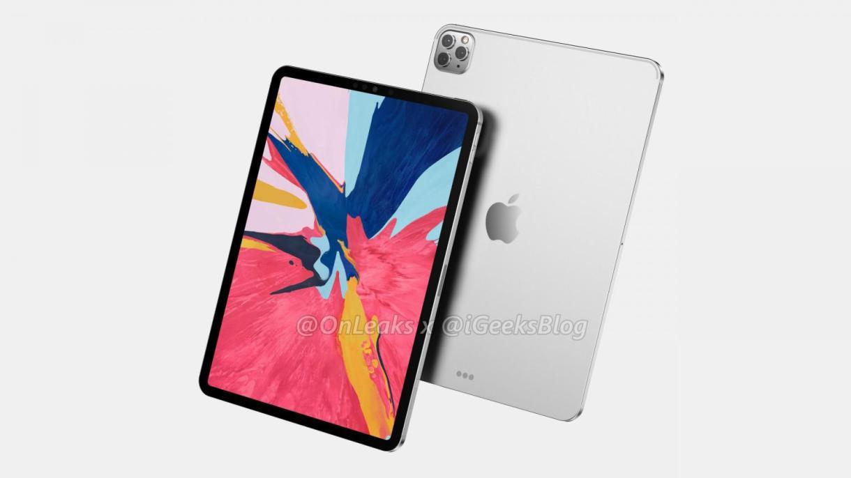3 2020 iPad 1536x864 1 - صور.. تصميمات تخيُّلية لما ستبدو عليها أجهزة آيباد 2020