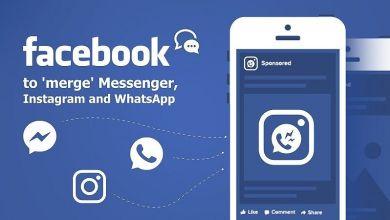صورة تقرير: خطة فيسبوك بشأن دمج واتساب وإنستجرام وماسنجر قد تفشل لهذا السبب