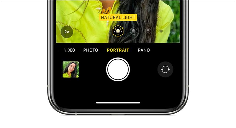 ios13 iphone11 pro camera portrait mode - ما هي جوالات آيفون التي تدعم وضع بورتريه بالكاميرات الخلفية والأمامية ؟ وطريقة استخدامه ؟