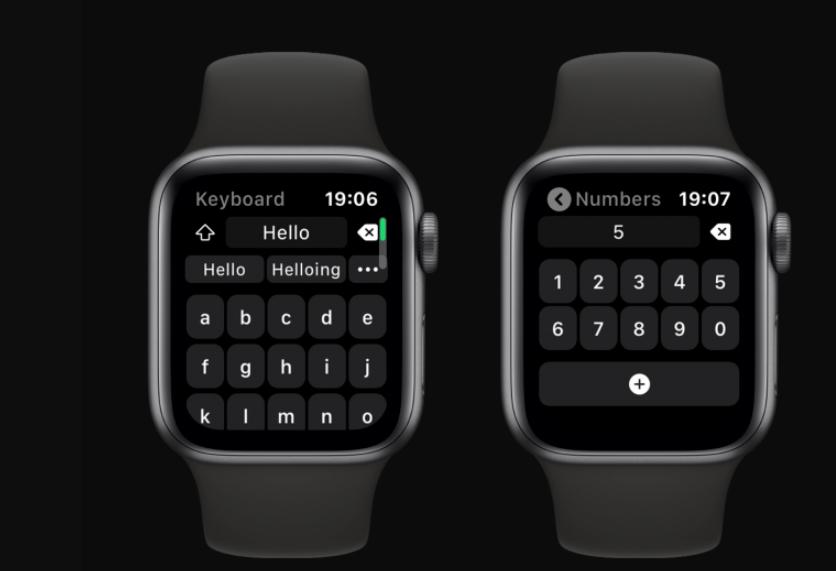 2020 01 09 16 18 35 Window - تطبيق Shift Keyboard يقدم طريقة جديدة في كتابة الرسائل على ساعة آبل