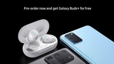 Photo of سامسونج تقدم سماعة Galaxy Buds Plus اللاسلكية في عرض مجاني مع Galaxy S20