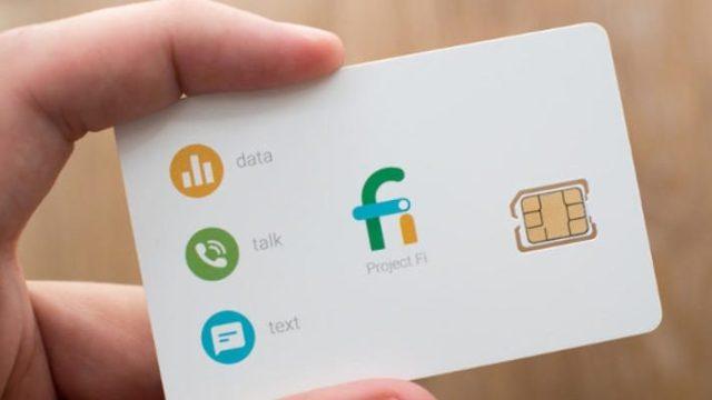 خدمة Google Fi : شريحة الاتصال المثالية للمسافرين حيث توفر إنترنت بجميع دول  العالم   مدونة نظام أون لاين التقنية