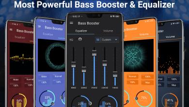 تطبيق Volume Booster