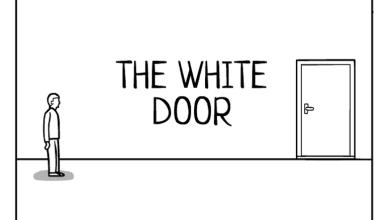 Photo of The White Door من أفضل ألعاب الألغاز الجديدة من القائمين على سلسلة ألعاب Cube Escape