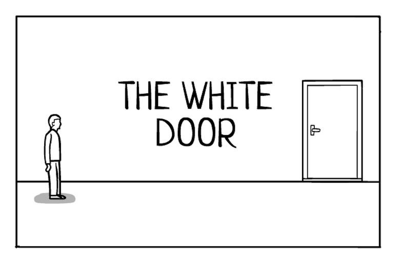 The White Door - The White Door من أفضل ألعاب الألغاز الجديدة من القائمين على سلسلة ألعاب Cube Escape