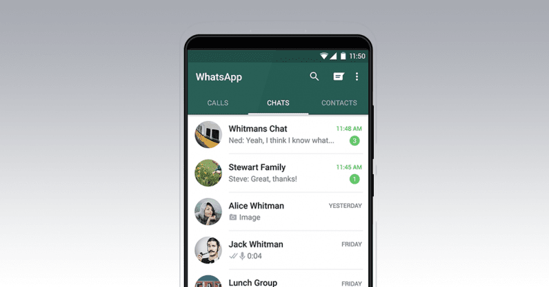 WhatsApp 796x417 1 - واتساب تتخلى عن فكرة عرض الإعلانات ضمن محادثات الواتساب لتحقيق الأرباح