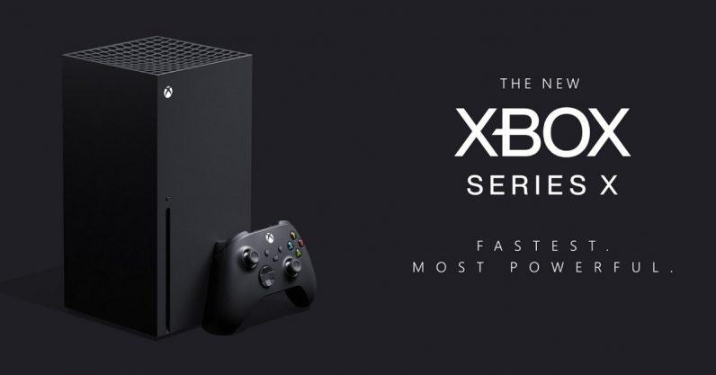 Xbox Series X - جهاز الألعاب Xbox Series X سينطلق بدون ألعاب حصرية