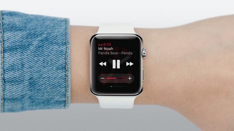 ساعة آبل 2 - تعرّف على طريقة التحكم بالموسيقى على آيفون من ساعة آبل