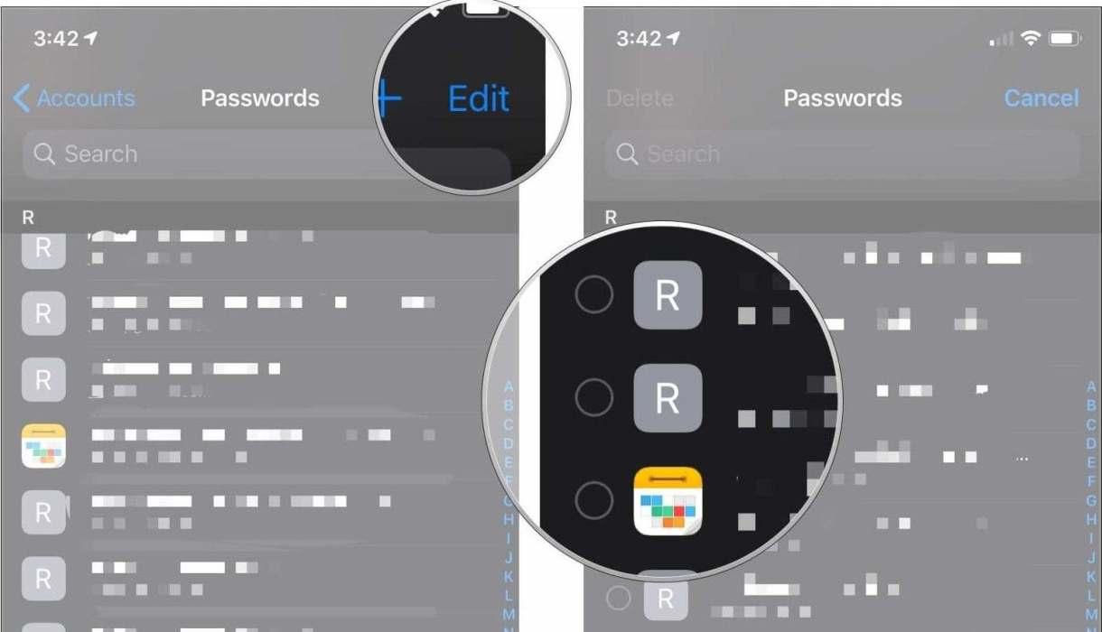 5 - دليلك المختصر لإدارة كلمات المرور والحسابات على آيفون وآيباد