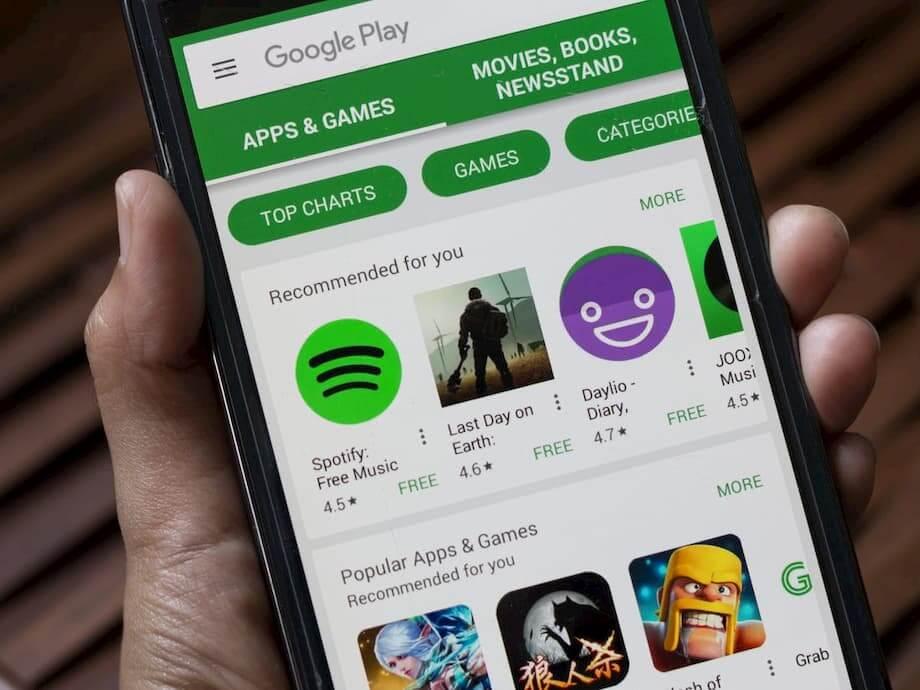 googleplaystore - هواوي تقود تحالف صيني لإنهاء احتكار جوجل بلاي.. وتنصب التطبيقات بشكل مسبق على أجهزتها