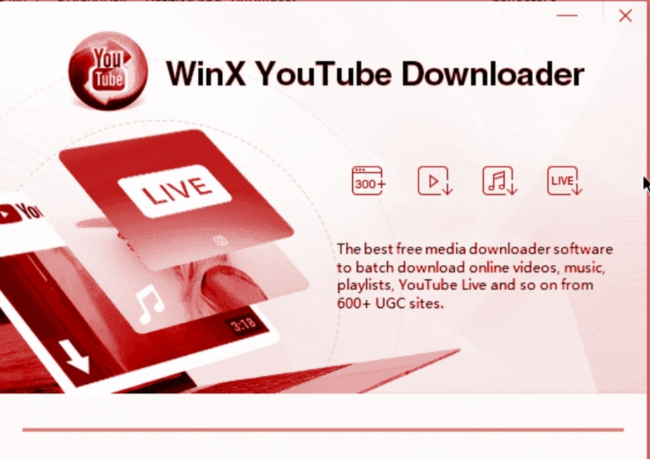 برنامج WinX YouTube Downloader - اسرع برنامج تحميل من اليوتيوب للكمبيوتر