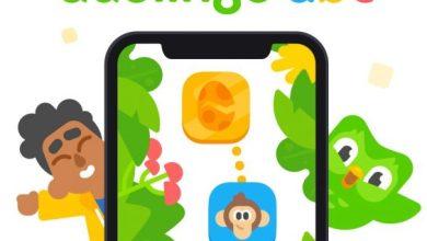 صورة تطبيق Duolingo ABC لتعليم الصغار اللغة الإنجليزية
