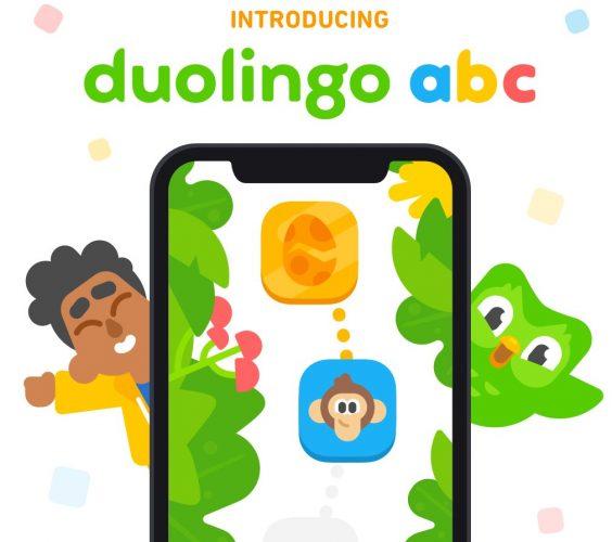Duolingo ABC - تطبيق Duolingo ABC لتعليم الصغار اللغة الإنجليزية