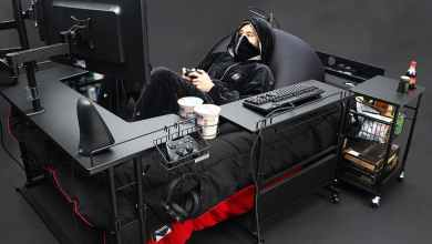 Photo of سرير الألعاب حلم للاعبين ينتقل بتجربة الألعاب إلى مستوى جديد كليًا!