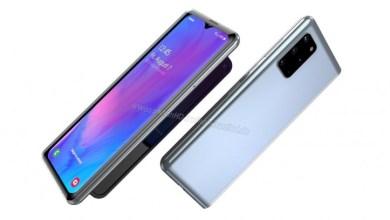 صورة تسريبات Galaxy Fold 2 تؤكد شاشة أمامية كبيرة وقلم النوت