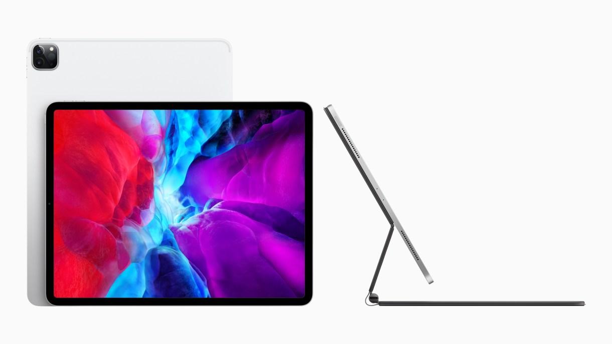 iPad Pro - آبل تكشف عن آيباد برو الجديد بلوحة مفاتيج جديدة