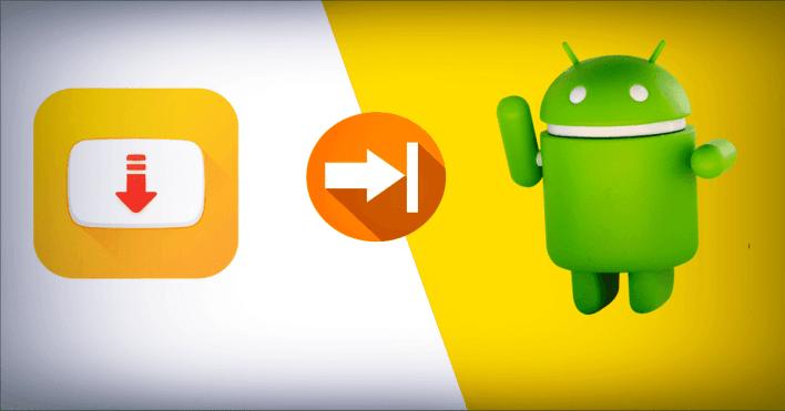 تحميل سناب تيوب - تطبيق Snaptube الأفضل في تحميل فيديوهات مواقع التواصل الاجتماعي على أندرويد