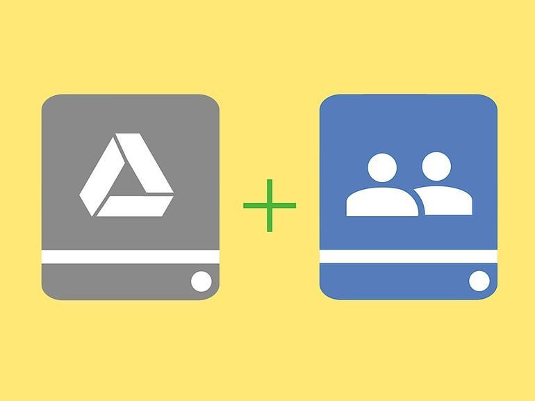 google team drive added - أفضل برامج وتطبيقات العمل عن بعد