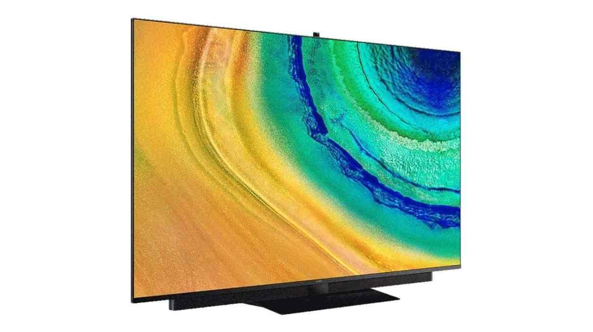 huawei tv 1 - Huawei X65: هواوي تكشف عن أول التفاصيل حول تلفازها الذكي